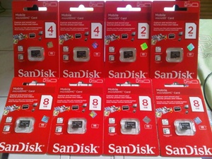 SanDisk, 2 milyar microSD gönderdi