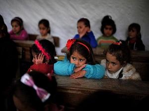 'Suriye'deki Türkmenler iki ateş arasında'