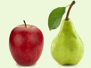 Elma ve armut baş ağrısından koruyor