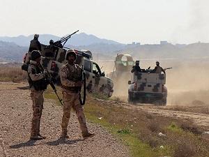Irak'ta 117 DAEŞ militanı öldürüldü