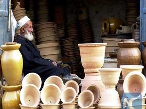 Kaşgar'da modern üretime direnen son çömlekçiler