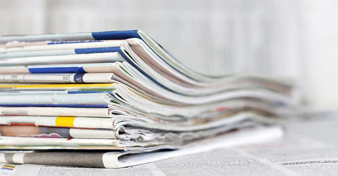 Gazete ve dergi okumuyoruz!