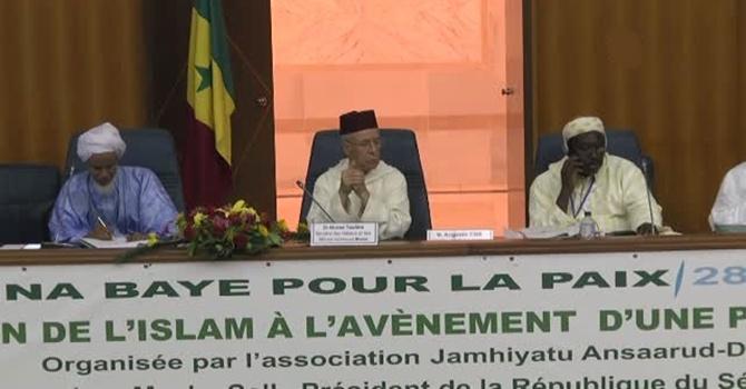 İslam barış ve ilerleme dinidir