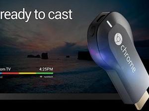 Google Chromecast'in fiyatında indirim