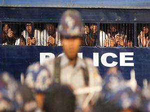 Myanmar'da 7 bin mahkum affedildi