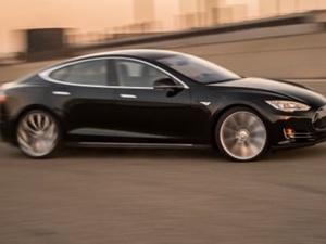 Çinliler Tesla S'i kopyaladılar!