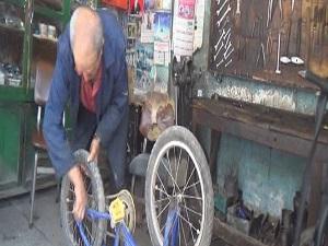 Bisiklet tamircileri teknolojiye direniyor