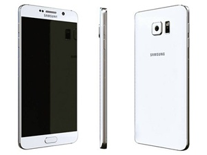 İşte karşınızda Samsung Galaxy Note 5!