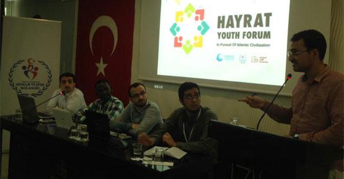 Hayrat Gençlik Formu:İslam Medeniyetinin İzinde