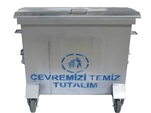 Malazgirt'te çöp konteynerleri dağıtıldı
