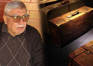 Bir ömür iki tahta bavulla Risale-i Nur taşıdı