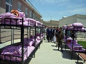 TİKA'dan Afganistan'da öğrenci yurduna ekipman desteği