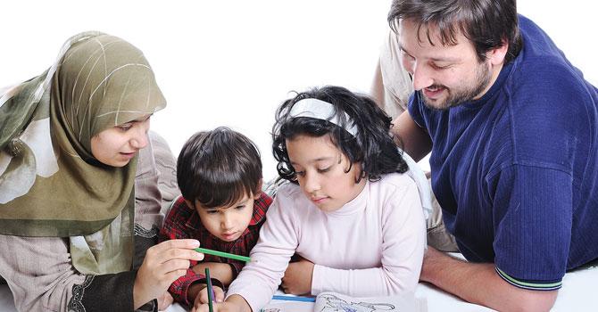 Mahremiyet eğitimi ailede başlar