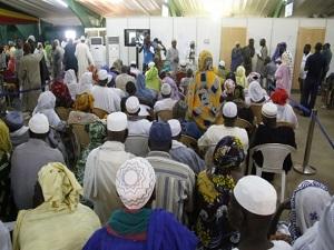 Senegalli Müslümanların hac heyecanı