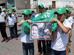 Filistinli bebeğin yakılmasının ardından gerilim tırmanıyor