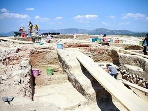 Arkeolojik kazılara 20 milyon lira destek