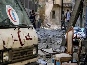 Esed yine sivilleri vurdu