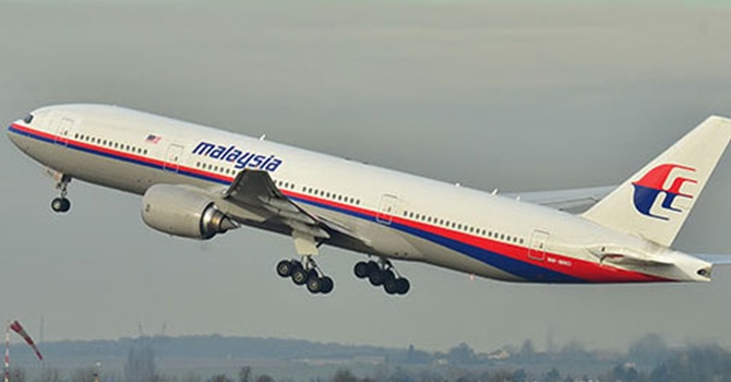 Kayıp Malezya uçağında yeni gelişme
