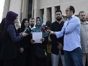 Mavi Marmara mağdurlarından suç duyurusu