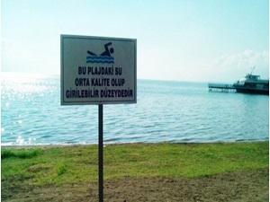 İznik Gölü temiz çıktı