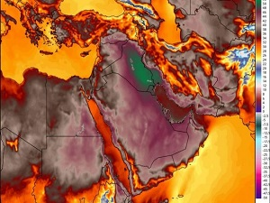 Orta Doğu sıcaktan kavruluyor
