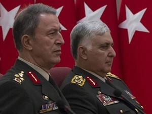 Yeni komutanlar açıklandı!