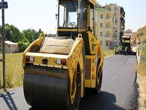 Gölbaşı'nda bu yıl 100 bin ton asfalt atılacak