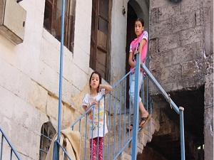 Suriyeliler tarihi Antep evlerinde barınıyor
