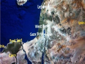 İsrail'i 'haritadan sildiler'