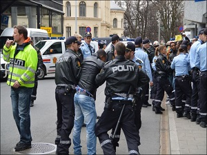 Norveç'te Müslümanlar, uğradıkları haksızlığı polise bildirmiyor