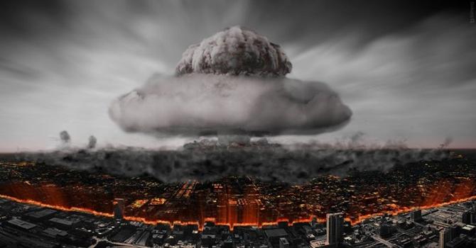 Atom bombası bugün patlamıştı!