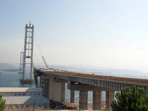 Körfez Geçiş Köprüsü'nde açılış Martta