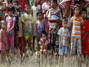 330 Arakanlı Endonezya'ya yerleştirildi
