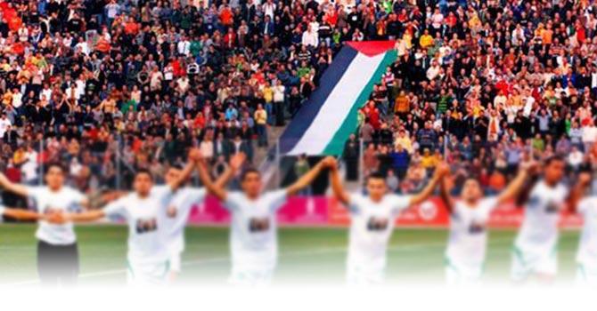 İsrail'den futbolcuların Gazze'den çıkışını engelledi