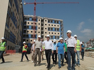 'Son 3 yılda 286 hastane inşa ettik'