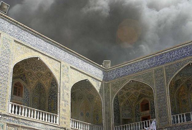 Cami saldırısının faili DAEŞ militanı
