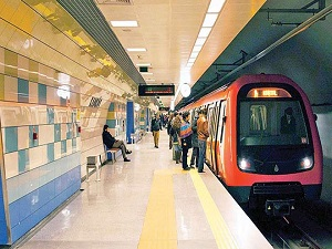 Üsküdar-Çekmeköy metrosu için geri sayım