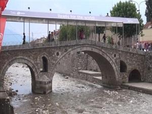 Tarihi Taşköprü gümrük kapısına dönüştürüldü