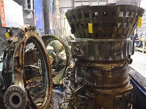 Apollo motorları müzede sergilenecek