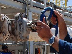 Sarıkamış'a 3 gün sonra doğalgaz verildi