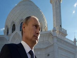 Putin cami açılışına katılacak