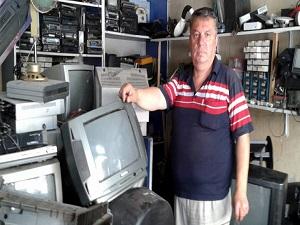 Televizyon tamirciliği son demlerini yaşıyor