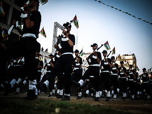 'Ordumuz Allah'ın izniyle Kudüs'e ulaşacak'