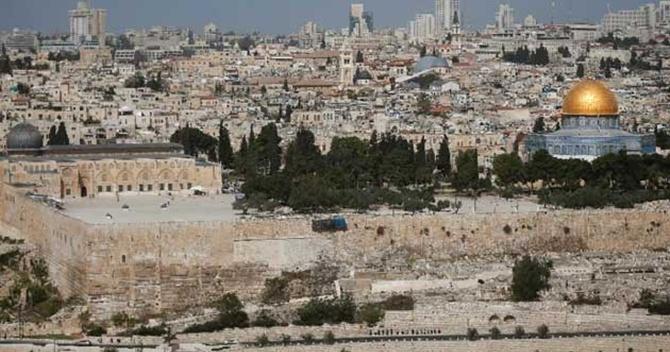 İsrail Mescid-i Aksa yakınında sinagog inşa edecek