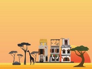 Afrika'ya konut çıkarması