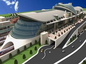 Ankara'ya dev proje