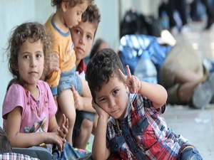 Suriyeli miniklerin yaşam savaşı