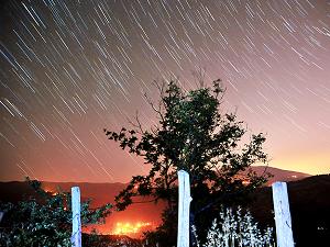 Meteor yağmuru Bursa ve Erzurum'da gözlemlendi