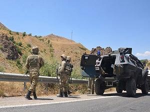 Bingöl ve Şırnak'ta terör saldırıları: 1 şehit, 1 yaralı