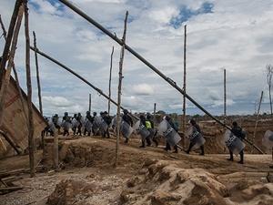 Peru'da yasa dışı altın madenlerine operasyon